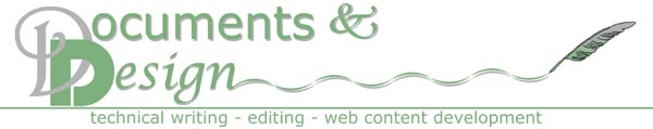 Documents and Design banner